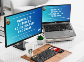 COMPLETE BUSINESS ACCELERATOR PROGRAM