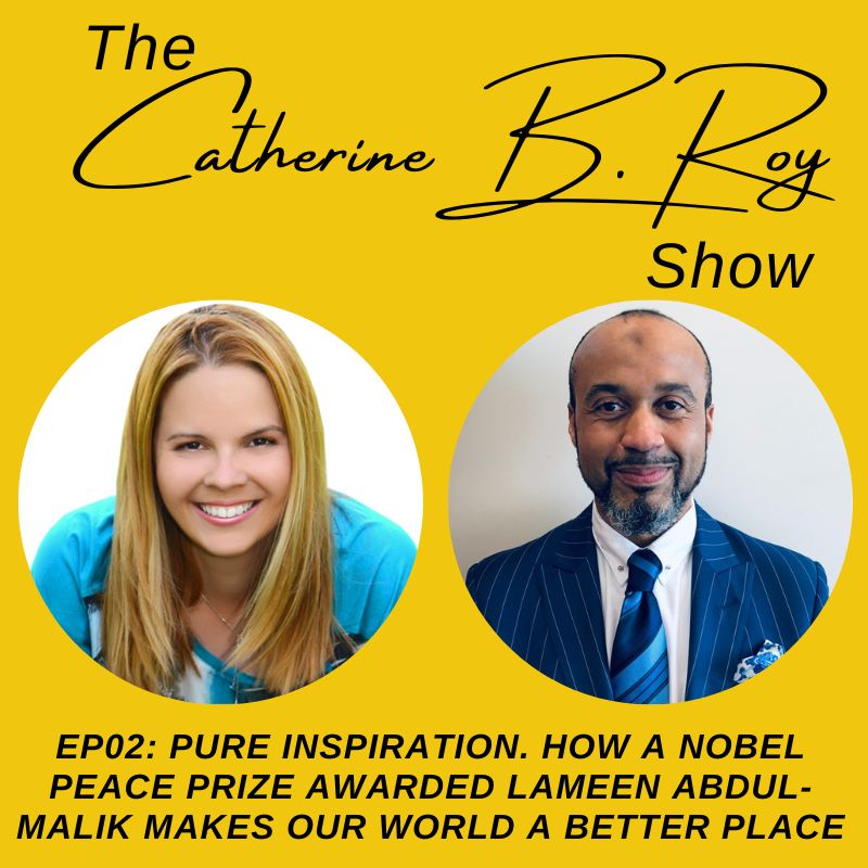 The Catherine B. Roy Show ft Lameen Abdul-Malik